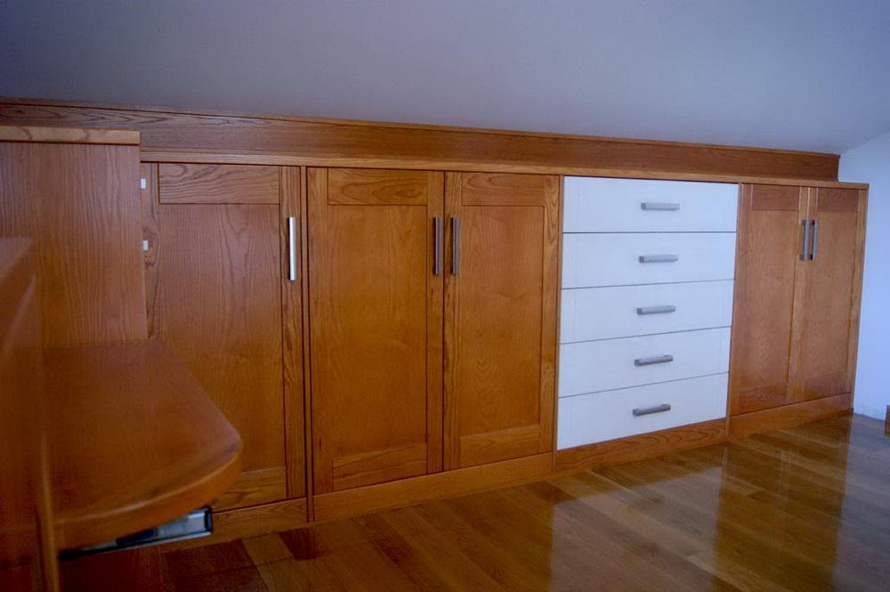 Conjunto de muebles para habitaci n grupo arciniega for Armarios de habitacion