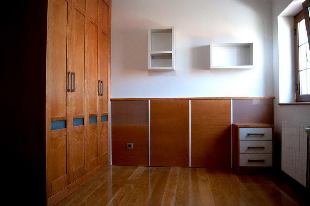 Conjunto de muebles para habitaci n grupo arciniega - Muebles de ordenador ...