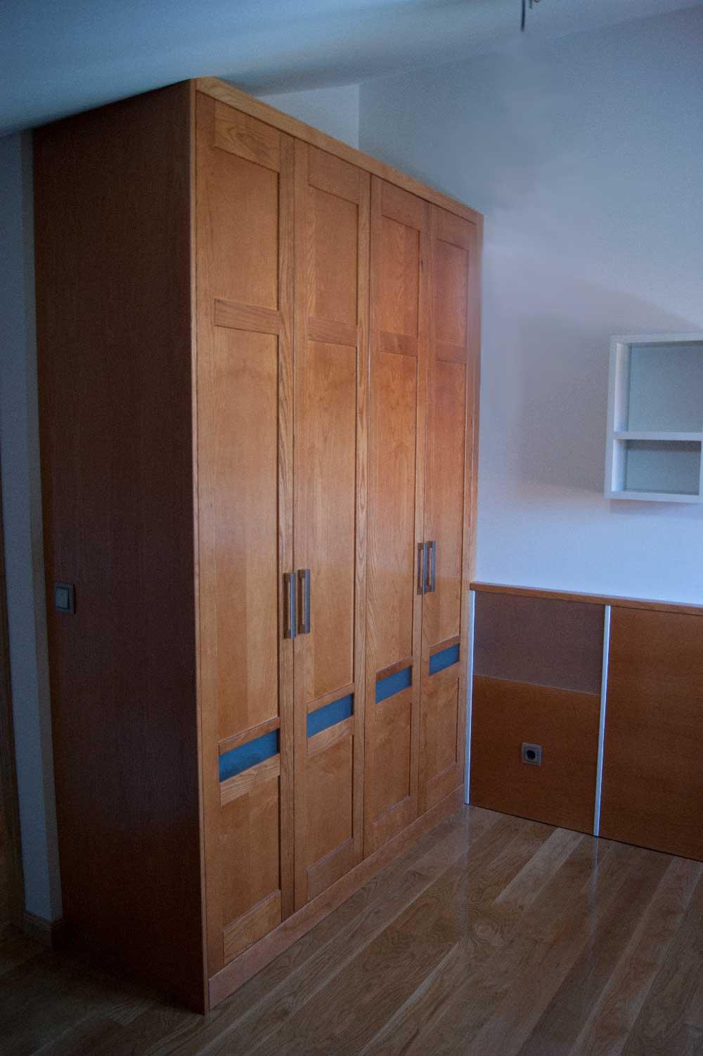 Conjunto de muebles para habitaci n grupo arciniega - Montaje armario empotrado ...