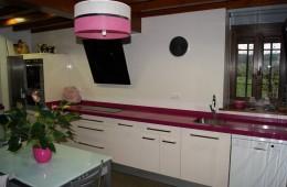 Muebles de cocina en formica